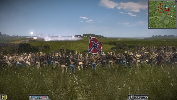 moddb ss 1 image - North & South: ACW The American Civil War mod for