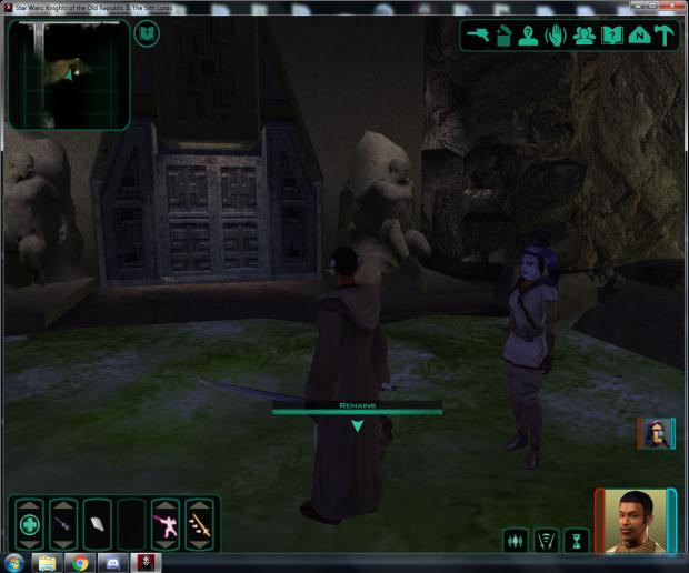 Yuthura as a playable companion!