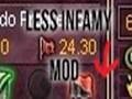 Less Infamy Mod