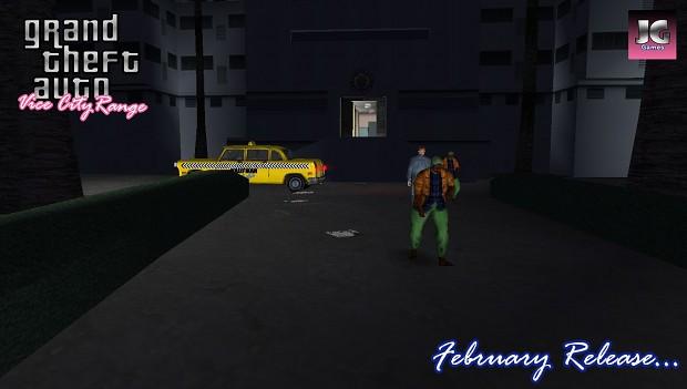 Grand Theft Auto Vice City Range