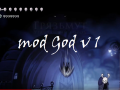 Hollow Knight mod God v1
