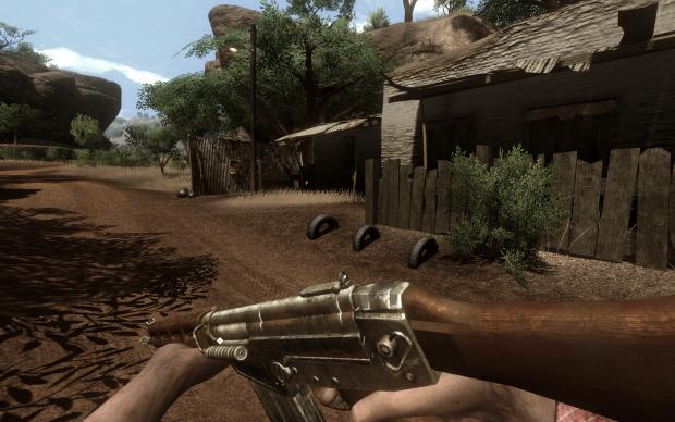 Wood Fal Image Far Cry 2 Redux Mod For Far Cry 2 Mod Db