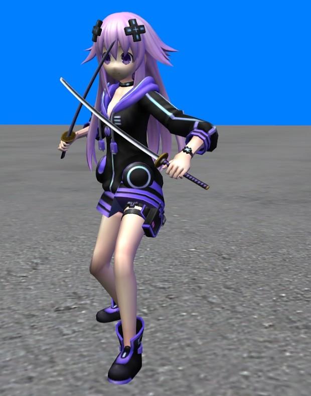Ultra Dimension Neptune