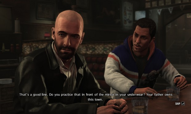 Image 4 Max Payne 3 Improved Face Skinhead Edition By