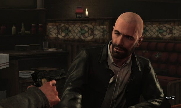 Image 22 Max Payne 3 Improved Face Skinhead Edition By