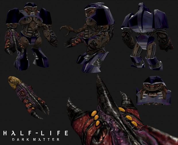 Alien Grunt - HD reskin