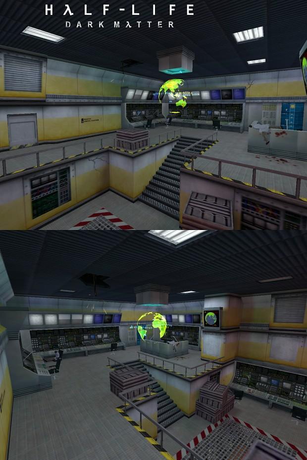 Sector F Lambda Complex - Level A Control Station