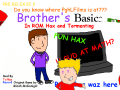 Brother's Basics in ROM Hax and Tormenting