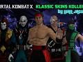 Mortal Kombat XL - Klassic Skins Kollection byLuanJaguar93 /Credits:Omegamathaus