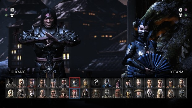 Dark Emp Liu Vs Dark Emp Kitana 14 Image Mortal Kombat Xl