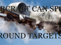 Aircraft Spotting Ground Targets