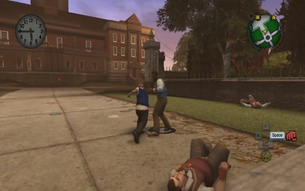 Bully: Scholarship Edition - Beta Mod Preview