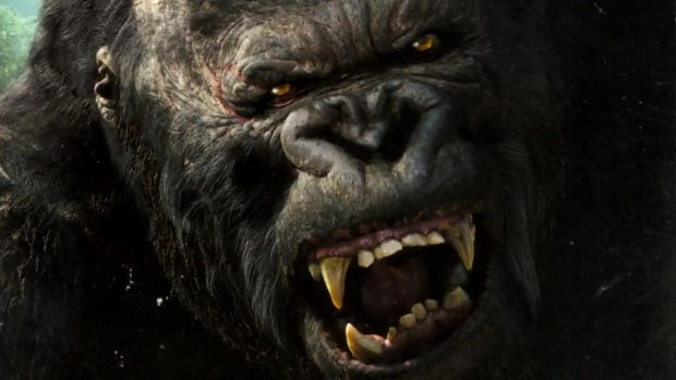 King Kong video game sound effects (complete)