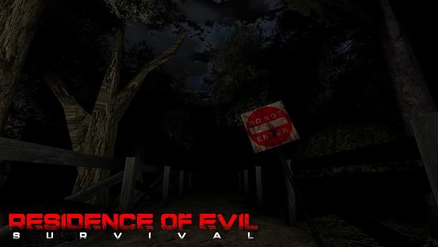 Enter the survival horror