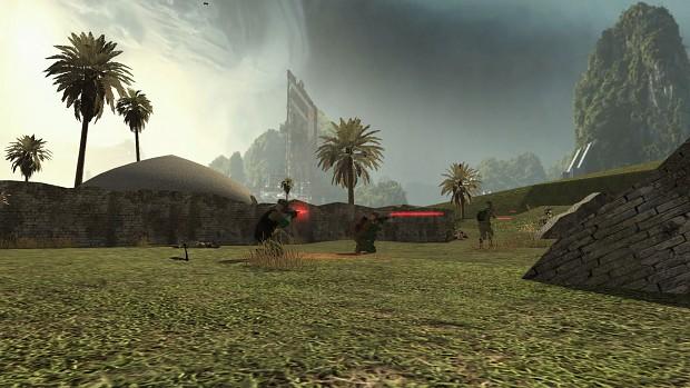 Y-Wing Hidden Base