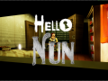Hello Nun (Evil Nun in Hello Neighbor)