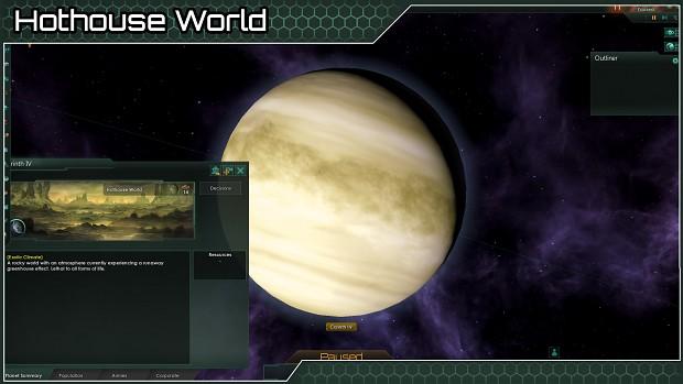 hothouse 28 image - Planetary Diversity mod for Stellaris - Mod DB