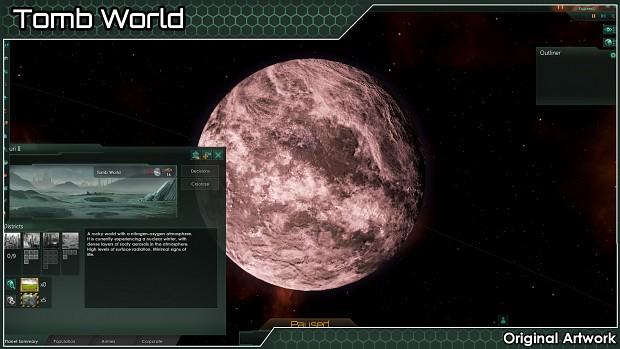 tomb 27 image - Planetary Diversity mod for Stellaris - Mod DB