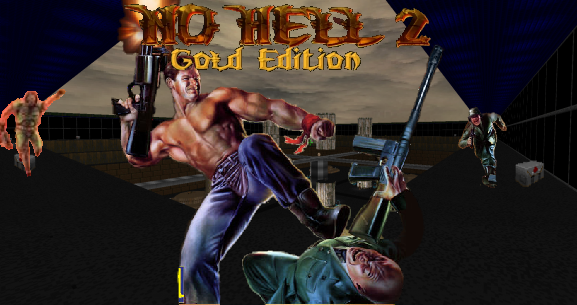 Poster for No Hell 2
