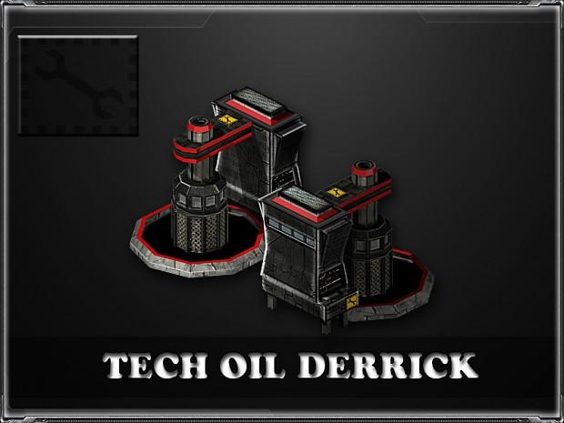 Tech Oil Derrick RENDER