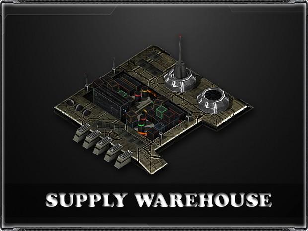 Supply Warehouse Render