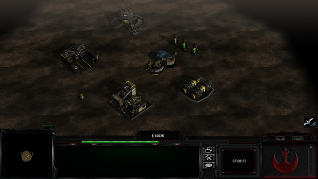 Rebel Automated Resource Collector INGAME