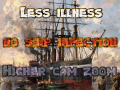 Less illness + no ship-infections + higher zoom