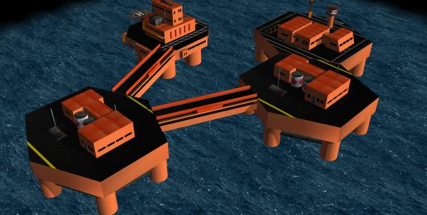 Mother Base - Hex Platforms