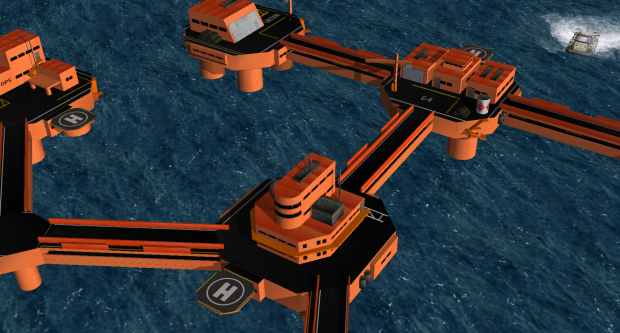 Mother Base overview