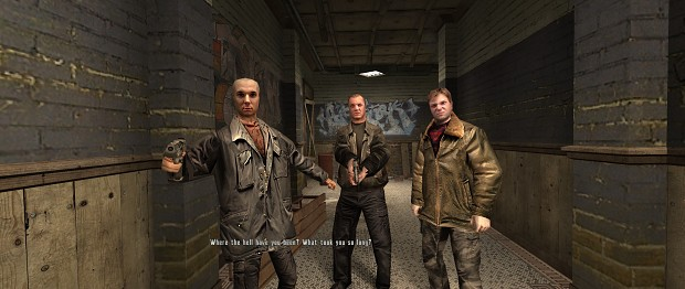 Max Payne 1 Enemy Npc S With Remastered Hq Textures Image Mod Db