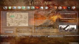 Updated Eriador Menu screen