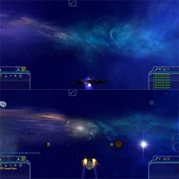 V2.21 vs V2.31 Starspheres