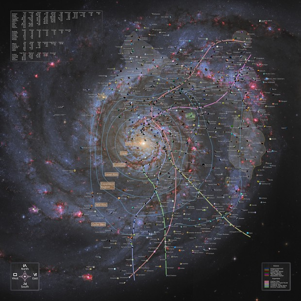 Galaxy Map image - Crosscurrent mod for Star Wars: Empire at ... on continents map, hotspot map, lightning map, asteroid map, google map, universe map, local supercluster map, astronomy map, sun map, spectrum map, solar system map, supreme map, science map, custom map, milky way map, world map, constellation map, venus map, usa map, classic map,