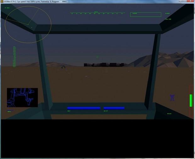 Hello news - Mechwarrior 2 - Widescreen Mod for MechWarrior 2: 31st