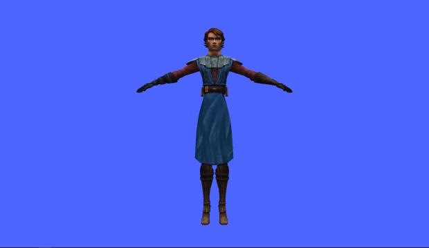 Anakin Skywalker model