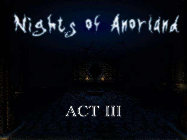 Nights of Anorland - Act III