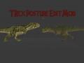 T-Rex Posture Edit Mod