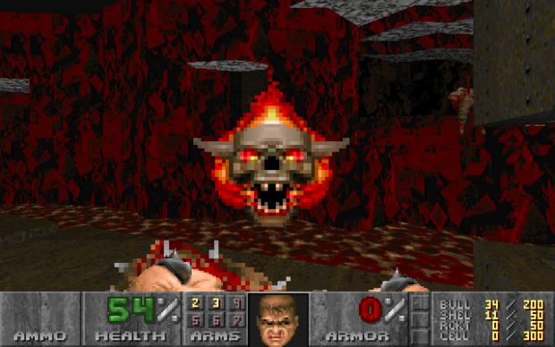 STROOM in Doom E5: Sigil
