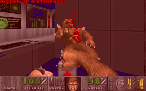 STROOM in Doom 2 TNT