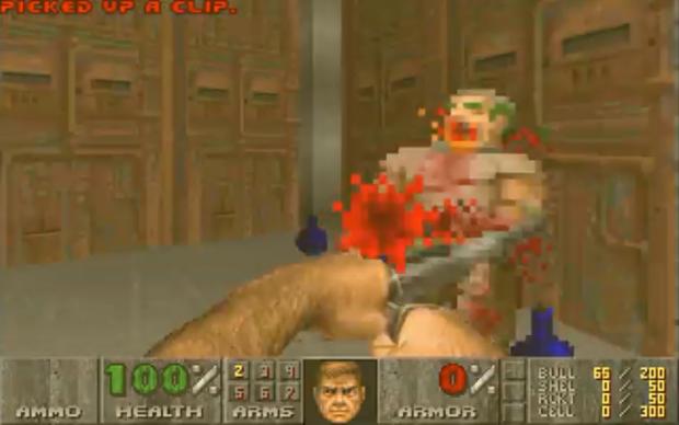 STROOM in Doom 2