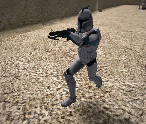 Phase 1 501st trooper