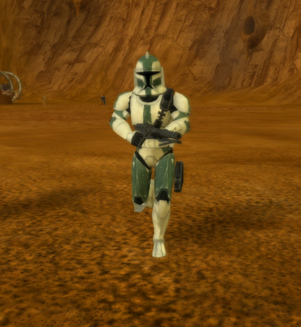 Phase 1 Commander Gree