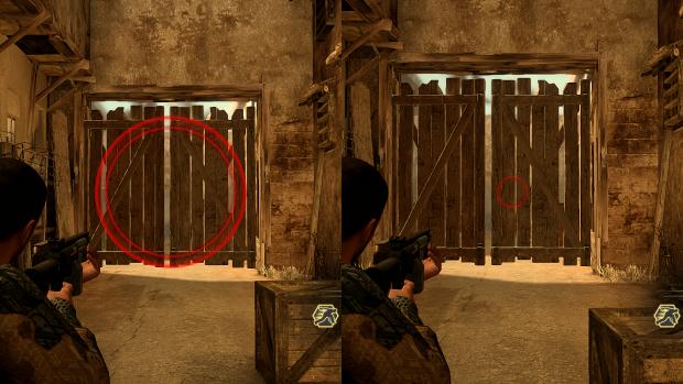Alpha Protocol Shot before after 5