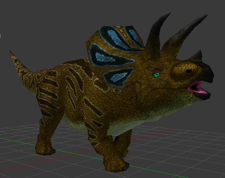Ojoceratops