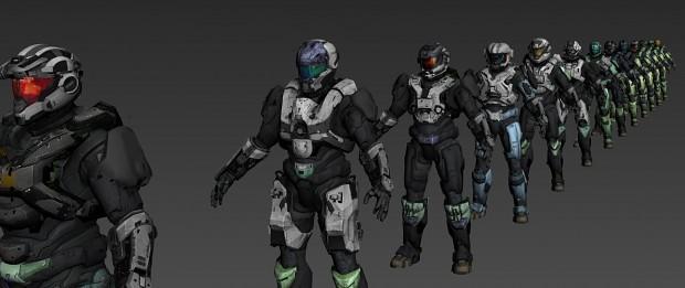 SC image - Omega-Three: Fires of Winter mod for Men of War