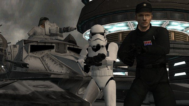Imperial Stormtrooper Corps Officer