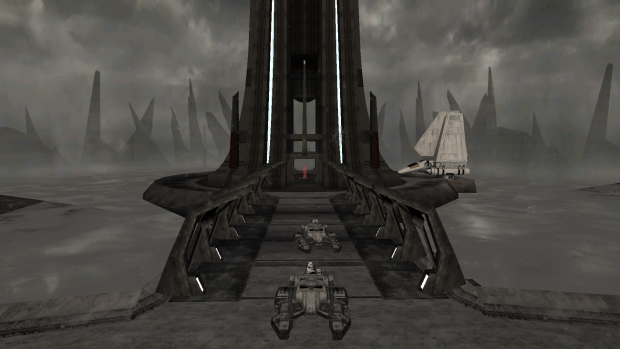 Imperial Forces on Mygeeto