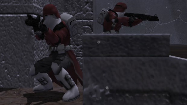 21st Nova Corps on Rhen Var Citadel