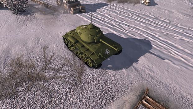 The M24 Chaffe