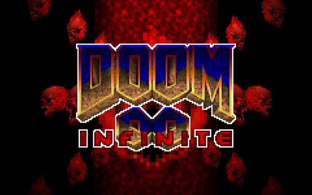 Doom Infinite Title Screen